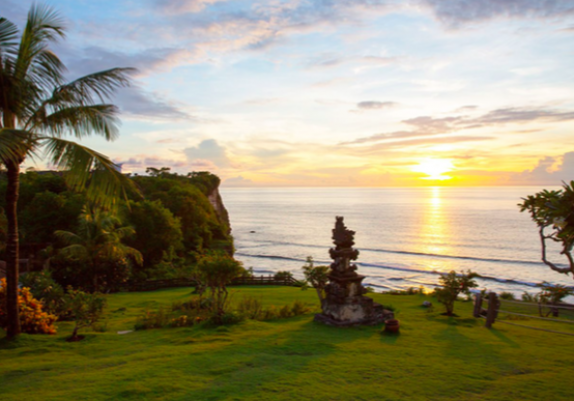 Yoga Retreat in Coastal Bali