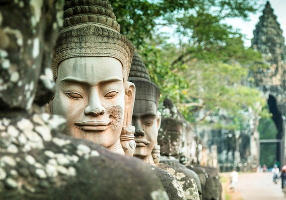 Tantra & Buddhism- An Extension to Angkor Wat